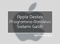Apple Destek Programına Randevu Sistemi Geldi!