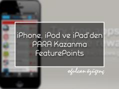 iPhone, iPod ve iPad'den PARA Kazanma FeaturePoints
