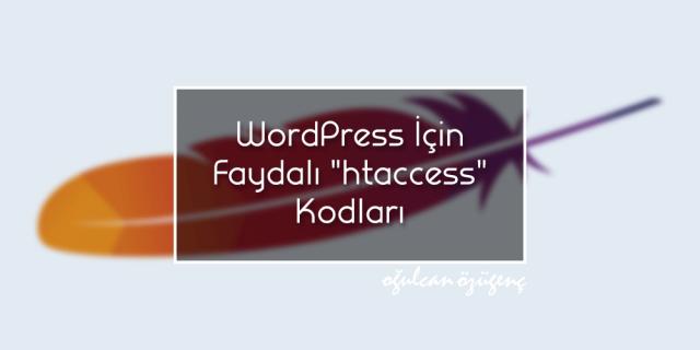 WordPress İçin Faydalı