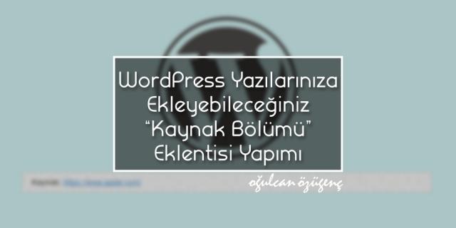 WordPress Yazılarınıza Ekleyebileceğiniz